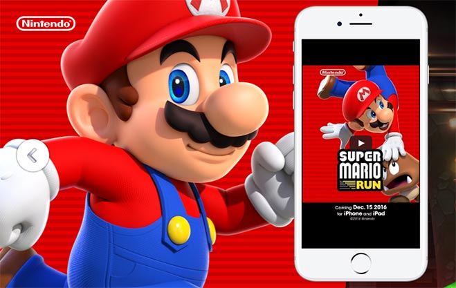 Super Mario Run is now available for iPhone!