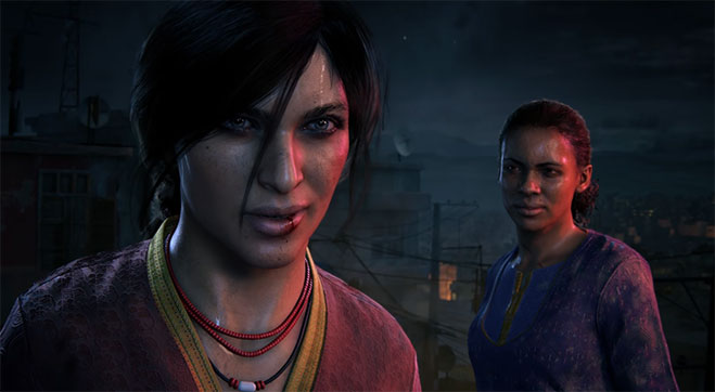 Uncharted: The Lost Legacy 8-minute trailer revealed at PlayStation Experience 2016
